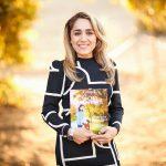 Meet Our Fabulous Author  Poulyana Pazand-Srouji
