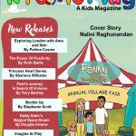 Kidliomag March Edition
