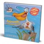 Patroosh, the Cheeky Pelican by Renée James