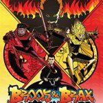Brook and Brax: Undercover Ninjas by Antonio Lumley