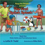 The First Splish Splash by Lotta D. Todd